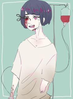 Bloody Guro girl