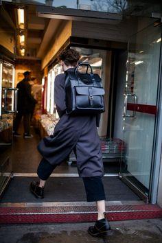 英国紳士の街にもストリートの波 2017-18年秋冬ロンドン・メンズ・ファッション・ウイーク ストリートスナップ│WWD JAPAN