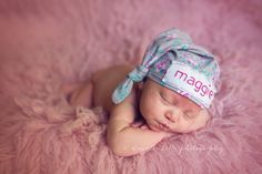 927ddd314ce Newborn personalized hat- coming home outfit- baby girl- personalize baby  gift - baby girl hospital hat - baby girl beanie- baby shower gift