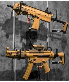 HK MP7 & MP5