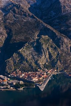 Natural and Culturo-Historical Region of Kotor, Montenegro  ---  For more UNESCO World Heritage Sites http://www.ecstasycoffee.com/look-beautiful-unesco-world-heritage-sites/