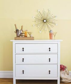 Simple Updates for Old Furnishings|You don't have to buy new furniture to transform a room. Simply change the hardware.