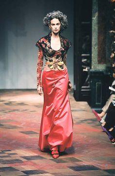 Christian Lacroix: Haute Couture Automne 1998
