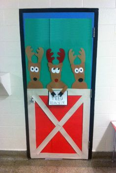 I guess I will be decorating the classroom door this year.