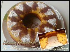 RICETTA DI: ALESSIA SERNICOLA (Con coperchio magic cooker), ottima per merenda e colazione. In una ciotola ho sbattuto 3 uova con 5 cucchiai di zucchero e