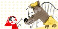 Little Red Riding Hood and Other Wolfish Things.   Marta Altes