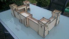 Laser Castle