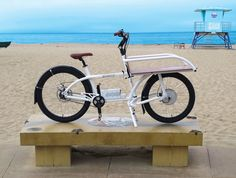 NTS Works | 2x4 Cargo Bike. >>> This electric cargo bike developed in Santa Cruz, CA is coming to a Kickstarter campaign near you!