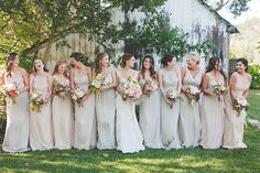 California Vineyard Wedding at MacMurray Ranch in Healdsburg: Photos