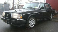 1984 Volvo 240 DL sedan Volvo 240, Classic, Car, Vehicles, Derby, Automobile, Classic Books, Autos, Cars