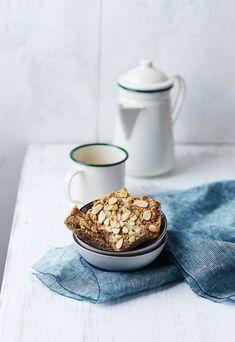 Gesunde Müsliriegel mit Amaranth, Kokos & Haferflocken. So schnell sind sie gemacht: http://eatsmarter.de/rezepte/gesunde-muesliriegel-0