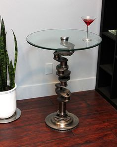 Crankshaft table. Now THAT is interesting.