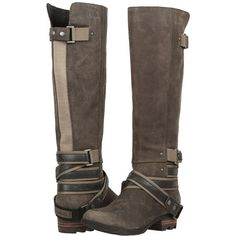 The CUTEST boots! Waterproof too, the strappy back adds so much dimension!