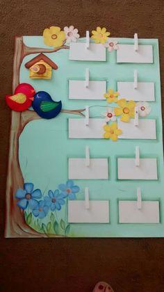 School Board Decoration, Class Decoration, School Decorations, Kindergarten Activities, Preschool Activities, Diy For Kids, Crafts For Kids, Birthday Charts, Diy And Crafts