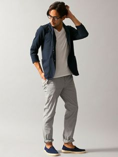 BEAUTY&YOUTH UNITED ARROWS|BEAUTY&YOUTH UNITED ARROWSさんのテーラードジャケットを使ったコーディネート - ZOZOTOWN