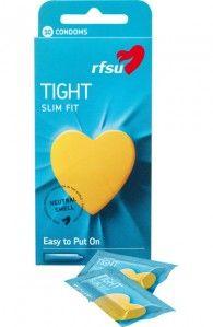 RFSU Tight, Slim Fit 10-pack
