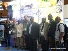 JGI's Innovations at the 2014 IUCN World Parks Congress Published Online