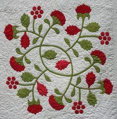 quilt by Sandra Leichner.