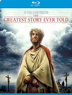 The Greatest Story Ever Told - Christian Movie/Film on DVD/Blu-ray. http://www.christianfilmdatabase.com/review/the-greatest-story-ever-told/