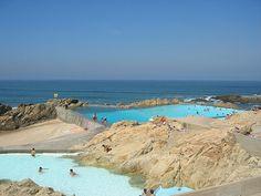Swimming-pool, Leça da Palmeira, Alvaro Siza
