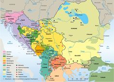 Redistribution ethnique dans l'ex-Yougoslavie, par Philippe Rekacewicz (Le Monde diplomatique, septembre 2008)