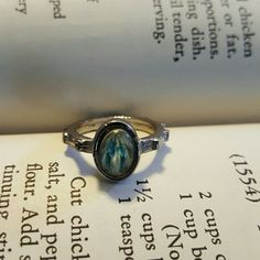 Virgin Mary Ring Unique Virgin Mary Ring.  Bought from another Posher but unfortunately it doesn't fit. Jewelry Rings