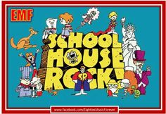 School House Rock Childhood Memory Keeper: Retro Pop Culture from the and Back In The 90s, Life In The 70s, Cartoon Photo, Baby Boomer, Little Bit, Retro Pop, Old Tv Shows, Classic Cartoons, Thats The Way