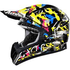 2015 Airoh CR901 Helmet - Rookie