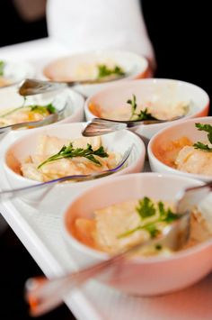 Creations from Flair Catering's Executive Chef Dewald Hurter Catering Food, Executive Chef, Fresh Rolls, Ethnic Recipes