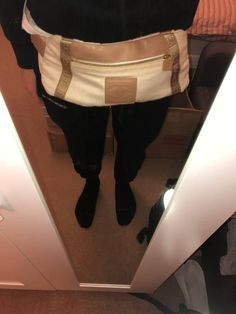 0a14e651011 Chanel Sport Tan Waist Side Bag Size one size - Bags   Luggage for Sale -  Grailed