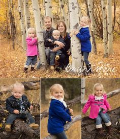 fall Family Photography Ideas | Fall Family & Child Photography | Brynnstone ... | Family Photo Ideas