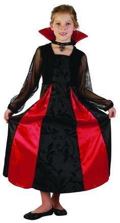 Vampier kostuum kind #vampier #vampierjurk #vampierpak #vampierkostuum