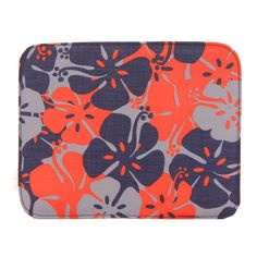 Lanikai - this hawaiian floral print will make your handbag pop! Only $8.00 today only. #12DaysofChristmas
