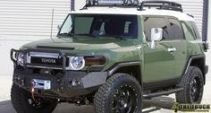Custom FJ Cruiser by 4 The Truck