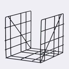Ferm Living 3194 Square Magazine Holder - Black - 31 x 25 cm. -- Quickly view this special  product, click the image : Magazine Holders