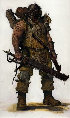 Post Apocalyptic-Hunter