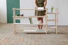 非常節省空間的智慧家具 - 瘋潮流 - 室內設計-瘋設計 FUN DESIGN