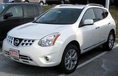 Nissan  Rogue sv-2011