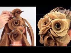 Hairstyles Tutorials by Georgiy Kot - YouTube