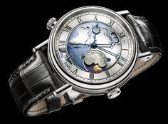 Breguet Classique Hora Mundi 5717 Watch