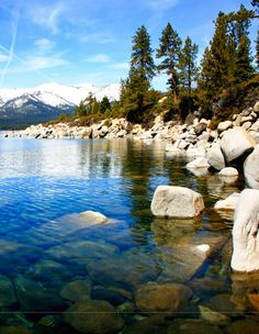 Love Lake Tahoe by photographer Erin Smith