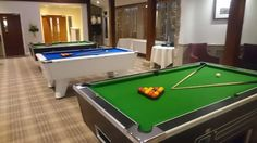 Snooker, Pool, Ice Hockey Tables to hire for your event.