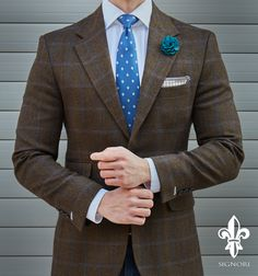 You can have anything you want as long as you dress for it. #SIGNORI