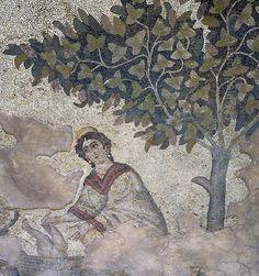 the Amazons, Aleppian Gardens (Haleplibahçe), Edessa, Türkiye