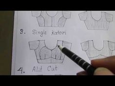 Princess cut Blouse Measurement/Drafting/Pattern/Layout/Cutting/Stitching part 2 of 10 hindi Saree Blouse Neck Designs, Fancy Blouse Designs, Kurta Neck Design, Chudidhar Neck Designs, Pattern Drafting Tutorials, Princess Cut Blouse, Blouse Tutorial, Stitching Dresses, Dress Sewing Patterns