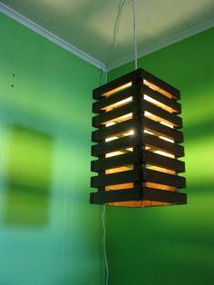 cool hanging lamp