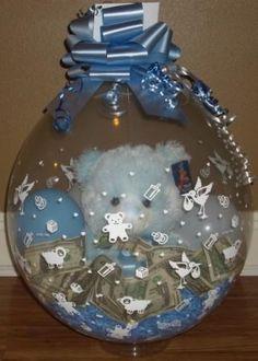 Stuffed Balloon Gift