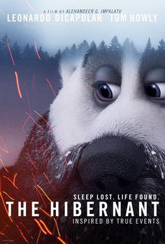 Zootopia parodia los posters de la cintas nominadas al Oscar #cine
