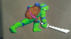 Leonardo from Turtles in Time