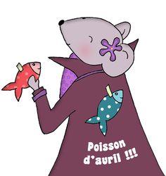 Violette Mirgue - Poisson d'Avril
